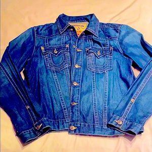 True Religion. Jean jacket